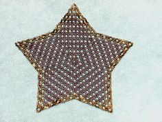A lucky star: Distorted Diamond Weave | Flickr - Photo Sharing!