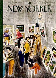 New Yorker 833