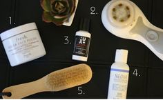 Your Ultimate Exfoliation Routine: Daily Facial Exfoliation This post is the third installment in the Ultimate Circulation and Exfoliation routine series. So far we've discussed the
