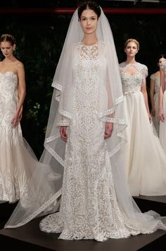 Naeem Khan Debuts Bridal Collection: All The Dreamy Dresses | StyleCaster
