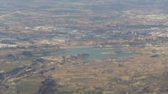 Flying to Benidorm