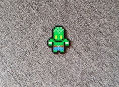 Long Black Fingers : Killer Croc, Baron Zemo, Death's Heads Perler Bead...