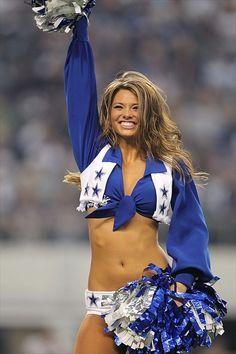 marie fink a dallas cowboys cheerleader is definitely someone you ...