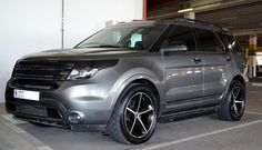 Img 22 Wheels And Tires New Ford Explorer Custom