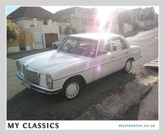 Classic Car For Sale: 1975 Mercedes-Benz 230/4 ($1300)