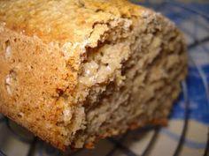 Dukan Diet, Low Carb Diet, Ketogenic Diet, Keto Bread, Cornbread, Banana Bread, Food And Drink, Gluten, Vegetarian