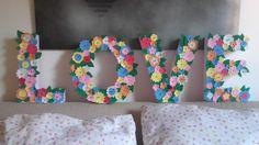 ARTE EN TU DIA: LOVE primaveral