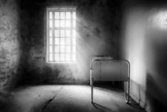 ARTFINDER: The Asylum Project - Empty Bed - Bary. by Erik Brede - Lier Psychiatric Hospital in Norway has a long history as an institution. The massive buildings house the memory of a grim chapter in Norwegian psychiatric h. Asile, Photography For Sale, Dark Photography, Fine Art America, Canvas Wall Art, Photo Art, Contemporary Art, Artwork, Empty