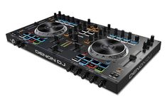 Premium DJ Controller Premium controller for Serato Includes Serato DJ Lite; user-upgradeable to Serato DJ Pro Touch-activated jog wheels for accurate scratching and track cueing Dedicated Hot Cue and sample trigger Serato Dj, Professional Dj, Drum Pad, Signal To Noise Ratio, Dj Pro, Dream Music, Dj Equipment, Best Dj, The Dj