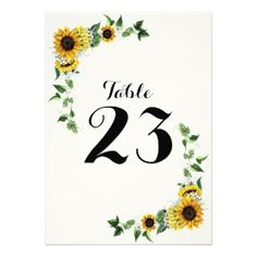 Fall Sunflower Rustic Barn Country Wedding Card - winter wedding diy marriage customize personalize couple idea individuel
