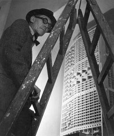 Fondation Le Corbusier - BIOGRAPHIE