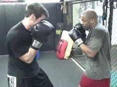Boxing Defense Secrets Workout -Slip Drill Tip.