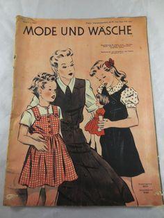 Heft 1 1943 Mode und Wäsche