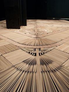 Skewer Carpet - WE MAKE CARPETS