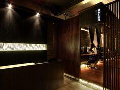 ideas photos   Japanese Style Hair & Spa Interior Design Ideas ...