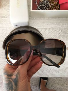 75b6546aea76 Gucci Sunglasses With Case   Dust Cloth  fashion  clothing  shoes   accessories