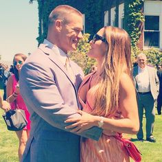"""Loving Gaze from Nikki Bella and John Cena's Love Story """"Miss this face ❤️"""" Wwe Couples, Celebrity Couples, Nicki Bella, John Cena And Nikki, Wwe Wallpaper, Wwe Girls, Brie Bella, Total Divas, Dancing With The Stars"""