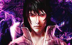 Download wallpapers Naruto, characters, Uchiha Sasuke, japonese manga, Naruto Shippuden