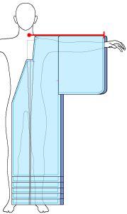【Oiho】 How to make yukata for women's craft - DIY Clothes Sweater Ideen Men's Yukata, Japanese Yukata, Japanese Outfits, Hanfu, Clothing Patterns, Sewing Patterns, Kimono Sewing Pattern, Kimono Japan, Kimono Design
