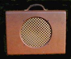vintage jazz amp