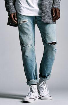 Washington Destroyed Slim Jeans