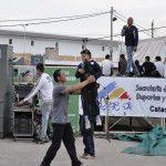 """Gran cierre de la """"Plazoleta del Deportes"""" en el Poncho 2014"""