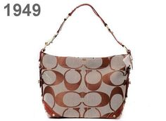 I usually do not like the styles of purses Coach makes but I love this one!