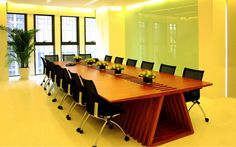 Saatchi & Saatchi meeting room Saatchi & Saatchi, Table, Room, House, Furniture, Design, Home Decor, Bedroom, Decoration Home