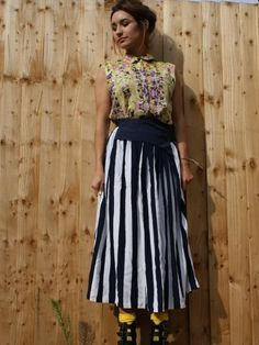 We WANT this skirt!