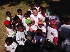 Volunteering is rewarding. Sportsweek 2014