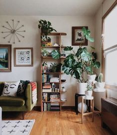 57 Impressive Small Living Room Ideas For Apartment. Are you looking for interior decorating ideas to use in a small living room? Small living rooms can look just as attractive as large living rooms. Blue And Green Living Room, Teal Living Rooms, Living Room Trends, Living Room Chairs, Living Room Furniture, Living Room Designs, Blue Green, Living Room Decor With Plants, Hipster Living Rooms