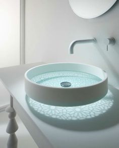 这样的浴室洗漱台,你喜欢吗