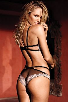 Sheer delight. // Victoria's Secret Very Sexy Collection