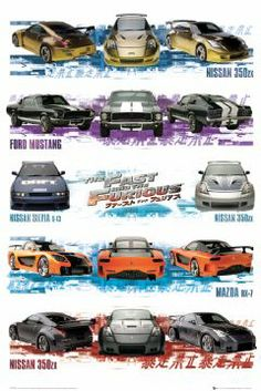 8 best Cars images on Pinterest   Furious movie, Movie cars and ...