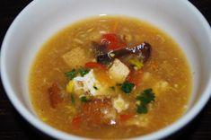 Jak připravit čínskou sladkokyselou polévku | recept