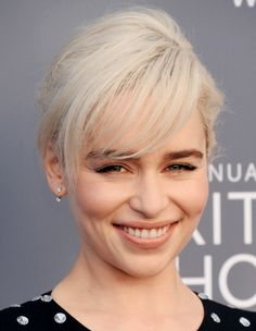 EMILIA CLARKE @ The 23rd Annual Critics' Choice Awards, Santa Monica | January 11th, 2018