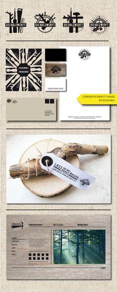 Corporate Identity by ILOVEAIRA