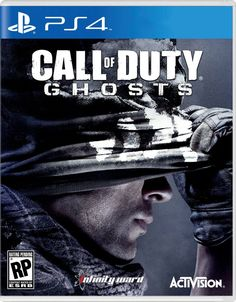Call of Duty: Ghosts Video Game on PlayStation 4 #PS4 #Gaming