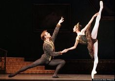 Ballet Dancers Changing the Landscape. Yuan Yuan Tan- youngest principal in San Francisco Ballet and first ever from China