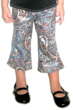 $10 pattern - includes nb to size 14, shorts/capris/full length pants