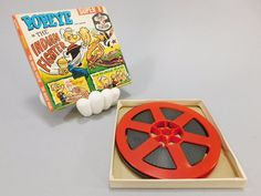 Popeye The Indian Fighter Super 8 Reel To Reel Pop Productions #272 Cartoon