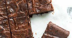 Brownie de chocolate - Recetas360.com