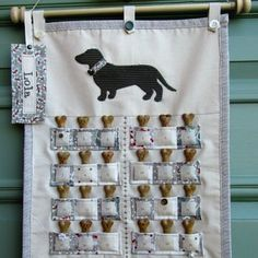 Personalised Dog Advent Calendar