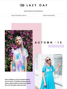 ♥ Keep it Candy | New Autumn Arrivals ♥ - Lazy Oaf