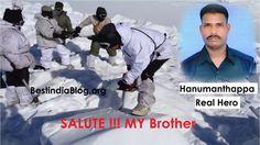 Hanumanthappa Died Passed Away Passed Away RIP Death Images Live | Best indiaBlog