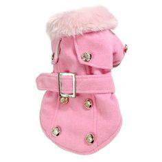 Jaqueta Casaco de inverno Quente Para a Roupa Do Cão Para Gogs Luxo filhote de cachorro Roupa Pet Roupas ropa parágrafo perros Mascotas Gato Vestuário FEN #