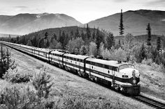 Great Northern's Empire Builder.