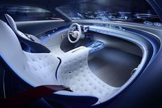 Nu officieel: Vision Mercedes-Maybach 6