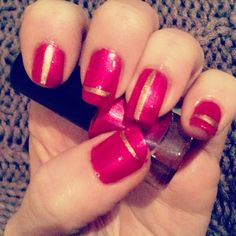 Max factor nails - nail art