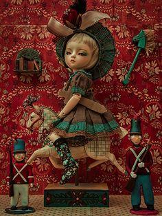 Le Petit Prince / The Little Prince DollNdoll